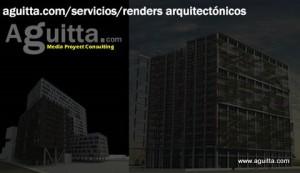 Renders Arquitectonicos en Guatemala